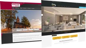logiciel immobilier et création de sites immobilier