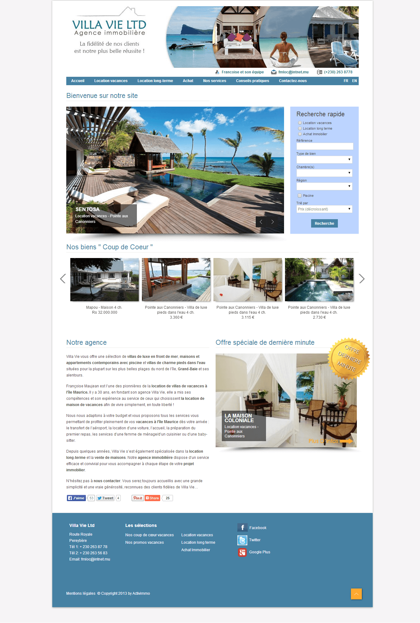 villa vie page 1