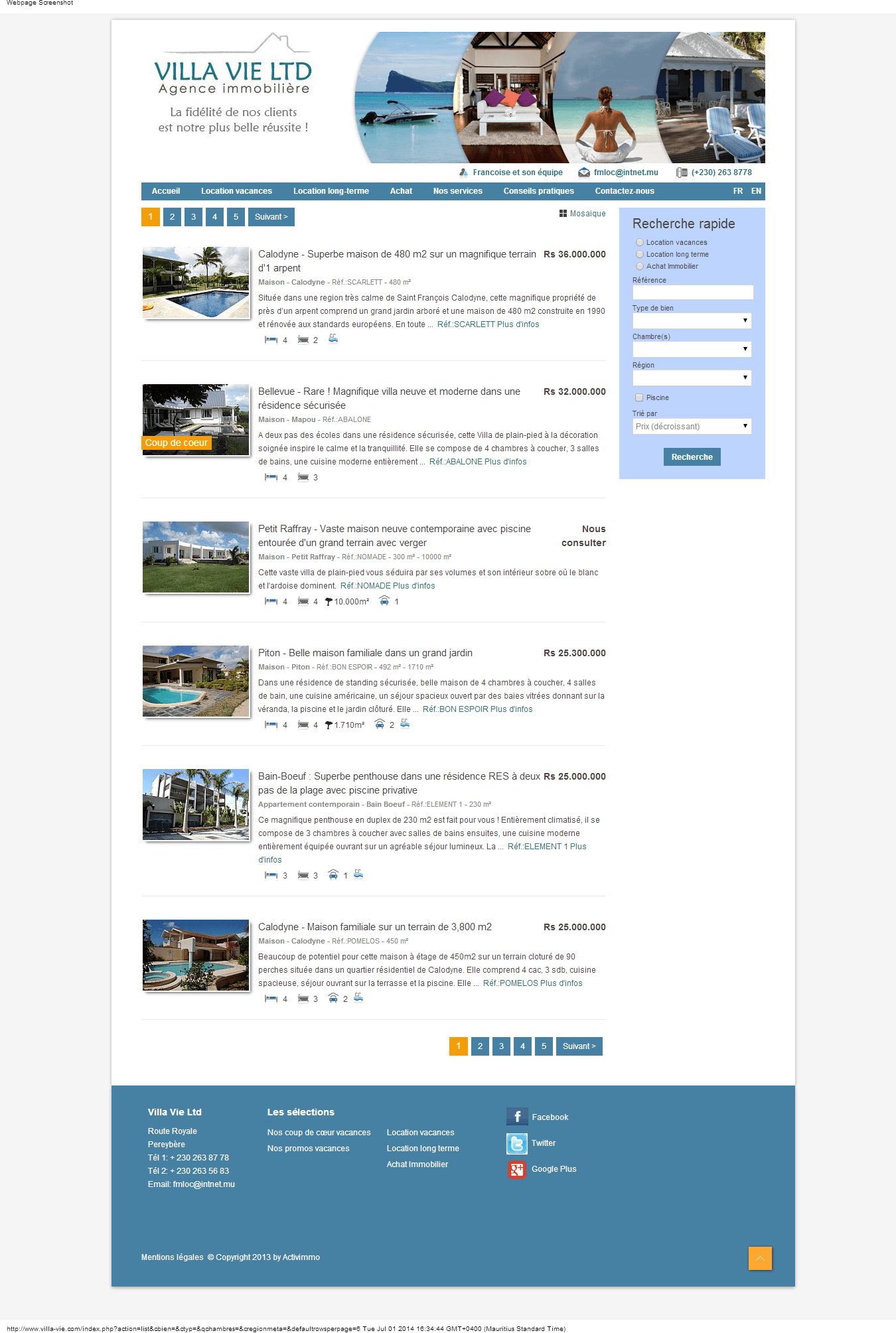 villa vie page 4